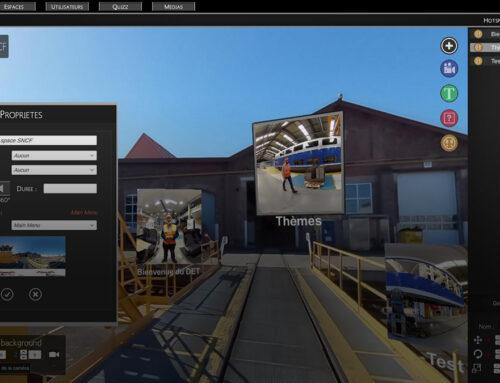 La plateforme IMRSIVO rend la création d'expériences immersives à la portée de tous