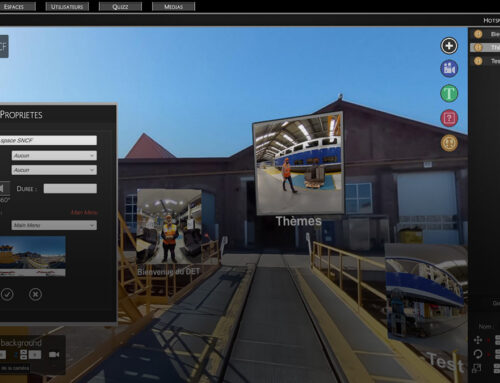 The IMRSIVO platform makes the creation of immersive experiences accessible to all