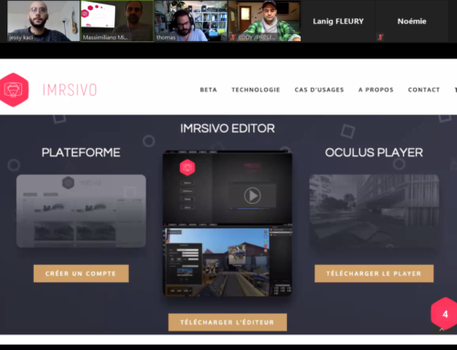 Launch of IMRSIVO beta testing and demo