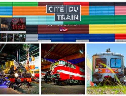 IMRSIVO x La Cité du Train – Patrimoine SNCF